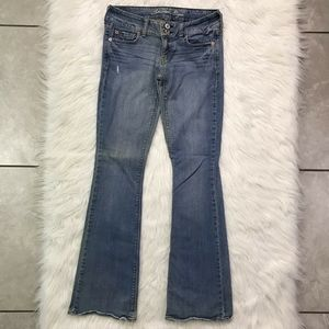 American Eagle Artist Jeans Size 2 Bootcut 274